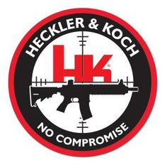 For over half a century, Heckler & Koch has been a leading designer and manufacturer of small arms and light weapons for law enforcement and military forces worldwide. HK is also the maker of premier brand firearms for the sporting and commercial markets. Its reputation for quality, innovation, and safety make Heckler & Koch a recognized leader in the development of technologically advanced products.