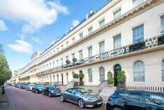 Looking for properties to buy in Marylebone? Browse apartments, flats, studios and houses for sale from Knight Frank estate agents. Cool Sports Cars, Greater London, Architecture Plan, Property For Sale, The Row, Luxury Homes, Terrace, Facade, Knight