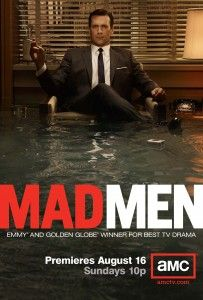 mad men season 3 poster is the best one