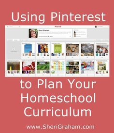 """I'm sure everyone has heard of Pinterest by now. I love using it to bookmark recipes I want to try, books I want to read, homeschool resources, crafts I want to make, free printables, etc. It is so nice to be able to quickly """"Pin"""" something to one of my boards and then go back […]"""