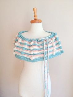 Cherful Infınıty Colorful Women Scarf  or Capelet by allapples, $36.00