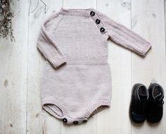 Winter Playsuit