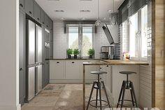 Small Apartments, Kitchen Design, Sweet Home, House Design, Interior Design, Studio, Furniture, Home Decor, Ul