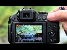 ▶ Panasonic Lumix Bridge Cameras - Hints & Tips - Creative use of shutter speed - YouTube