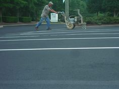 Complete Road Striping Services