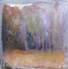 Silver Divas by Loriann Signori Pastel ~ 8 x 8