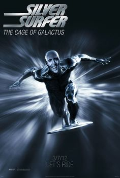 nic cage as the silver surfer