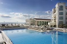 Hotel Las Arenas Balneario Resort - Valencia, Spain : The Leading Hotels of the World Hotel Las Arenas, Valencia Beach, Valencia Spain, Leading Hotels, Hotels And Resorts, Ibiza, Places To Travel, Vacation, Mansions
