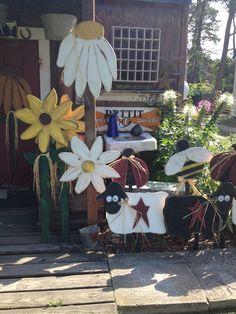 270 Best Spring Summer Wood Images In 2019 Garden Art Gardens