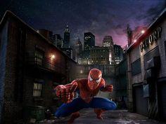 O Homem-Aranha precisa de VOCÊ para combater os vilões! Dê um pin se você aceita o desafio!  #UniversalStudiosOrlando