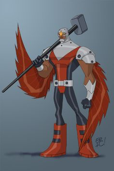 Steel Falcon by *EricGuzman on deviantART