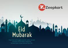 EidMubarak to all of you.from Zeepkart