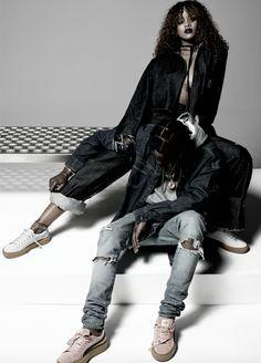 Rihanna's Next Puma Sneaker Collab Releases Tomorrow