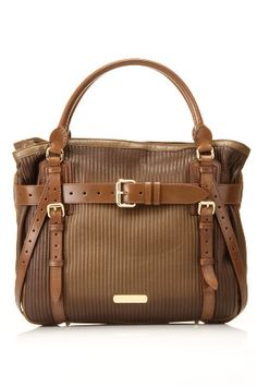 Tote In Toffee