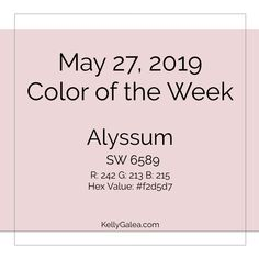Your Color of the Week and forecast for the week of May 27, 2019. How might we collectively heal our world with kind words, actions, thoughts and deeds?