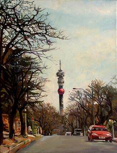 Marion Fuchs - Hillbrow tower (2013)