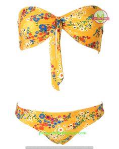 Size: All size Bust size: - No. Produk: 33101510016 Basic color: Kuning  Model: Bikini - two piece Fabric: Nylon - Polyester  Price: Rp. 125.000,- -------------------------------------- Contact: (e): pimpimbikini@gmail.com (p): +628176611176 / +628121057360