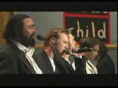 No Matter What Stephen Gately & Pavarotti