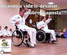 Pessoas com deficiência em frases e fotos | Portal PcD On-Line