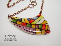 Nambi pendant