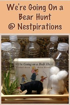 Nestpirations: We're Going On a Bear Hunt
