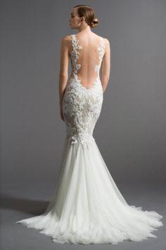 Watters Cinzia, $2,500 Size: 12   Sample Wedding Dresses