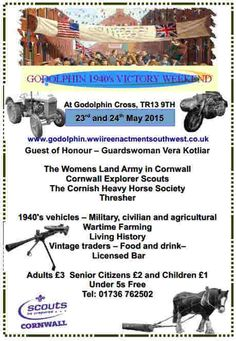 Godolphin Victory Weekend - Poster Feb 15 - Comments please?
