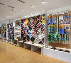Pony Craft Store by Ooty – India Showroom Interior Design, Paz Interior, Boutique Interior, A Boutique, Craft Shop, Craft Stores, Stationary Shop, Inside Art, Retail Store Design