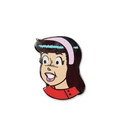 sara m. lyons ♡ betty & veronica BETTY COOPER COLOR enamel pin – SARA M. LYONS