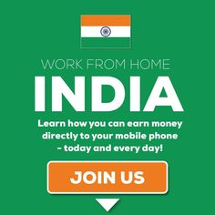 Don't miss this one!!! Work From Home India, Earn Money, Learning, Day, Earning Money, Studying, Teaching, Onderwijs