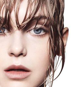 """Elle October issue thanks to @yuliagorbachenko  Model @jemjellies @onemanagement  Photographer @yuliagorbachenko  Hair @greg_bitterman @raybrownpro  Nails…"""