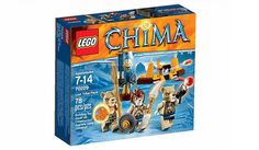 Lego Chima 70229 Lion Tribe Pack New/Sealed 78pcs  Awesome Set!!  #LEGO. Sold in My Ebay Store!!