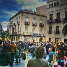 #Domingoderamos #palmablanca #SemanaSantaElche #Elche #visitelche #fiestas #easter