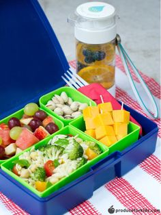 Italian Orzo Pasta Salad - Power Your Lunchbox: pledge to make healthy lunch for your kiddos! - Stuck On Sweet