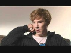 Benedict Cumberbatch: A 21st Century Sherlock Holmes.  Repinning because, 1) he does purr :) but more importantly 2) DAT VOCABULARY.