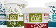 Whole Foods RebrandedPackaging - The Dieline -