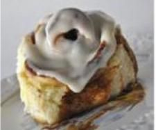 Clone of a Cinnabon recipe. This is my go to recipe (the best I've tried) for cinnamon rolls. They really do taste just like Cinnabon Clone Of A Cinnabon Recipe, Clone Recipe, Roll Recipe, Thermomix Bread, Thermomix Desserts, Baked Rolls, Dough Ingredients, Baking Tins, Cinnamon Rolls