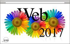 花,彩虹,flowers,daisy,網頁設計公司,品牌顧問,推薦,UX,UI,品牌行銷,2017,趨勢,簡單設計,單調