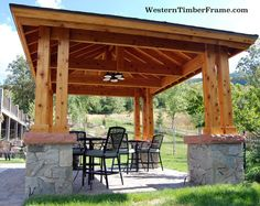 Wood facts from WesternTimberFrame.com. Pergolas, pavilions, gazebos, arbors, trellises, swings and more!
