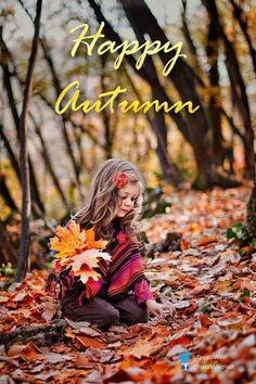 Little Girl in Fall Leaves. Autumn Photography, Children Photography, Portrait Photography, Fall Family Pictures, Fall Photos, Beautiful Children, Portraits, Photoshoot, Autumn Fall