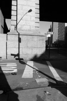 Today we travel into the shadows with Carl Merkin as he examines the look and effect of shadows in photography.