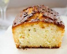 Cake au citron et aux amandes sans gluten