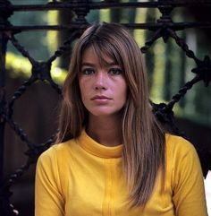 Francoise Hardy, 1966.