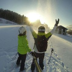 Austria - Brixen Im Thale - Gopro Hero 3 Black Edition Gopro Hero 3, Black Edition, Beautiful Family, Winter Sports, Austria, Canada Goose Jackets, Dutch, Skiing, Winter Jackets