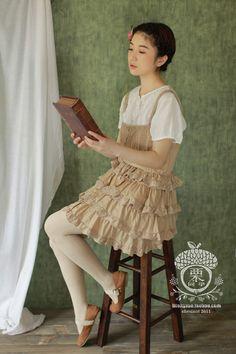 #mori, #Morikei, #forestgirl http://litongxue.taobao.com