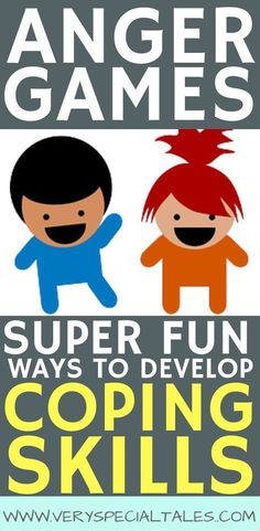 Anger Games: 14 Super Fun Ways to Learn Anger Management Skills - Very Special Tales