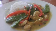 Pictures of all my Princesses: Green Curry. Even my kids loved it and went back for seconds.