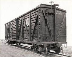 Pennsylvania Railroad  #135499. K7A Stock Car.