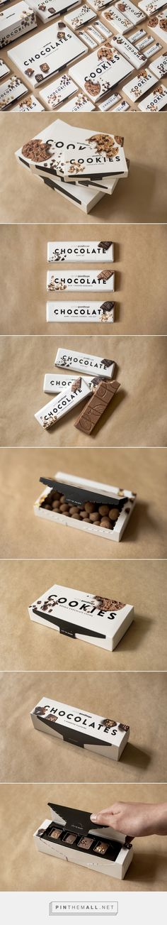 Awfully Good to Go / #food #packages by Neville Hew
