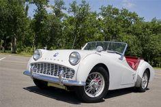 Stubs Auto - Triumph TR2/TR3 (1953-1961)